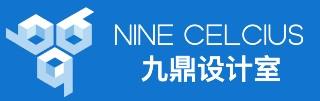 logo - 9celcius - 九鼎